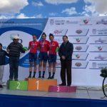 Paola Muñoz obtuvo la medalla de bronce en la Copa Nacional de Aguascalientes
