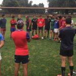 Pre selección M20 de Rugby disputará dos partidos amistosos en Temuco