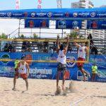 Primos Grimalt y dupla Rivas/Izquierdo destacan en primer día de la tercera fecha del Circuito Sudamericano de Volleyball Playa