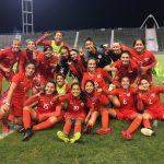 La Roja Sub 17 de fútbol femenino derrotó a Argentina en la Copa Provincia
