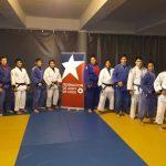 Team Chile de Judo viaja a Brasil para continuar su preparación con miras a los torneos del 2018