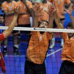 Thomas Morus cayó en su debut por el Sudamericano de Clubes Masculino de Volleyball