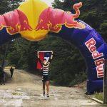 Valentina Carvallo cerró con éxito el Desafío 39 Latitudes