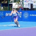 Alexa Guarachi cayó en primera ronda del ITF de Jackson