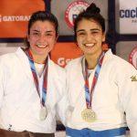 Allyson Quevedo ganó una medalla de oro en el Open Panamericano de Judo