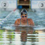 Bárbara Hernández ganó dos medallas en nueva fecha del Mundial de Natación en Aguas Gélidas