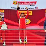 Benjamín Hites se queda con el triunfo en el cierre de la segunda fecha del Ferrari Challenge
