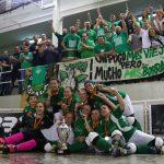 Catalina Flores logra el título de la Copa de La Reina del hockey patín español junto al CP Vilanova