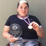Récord de Camila Campos marca la primera fecha del Nacional de Para-Powerlifting