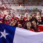 Chile derrota a Argentina y suma su tercer triunfo en el Panamericano Junior Femenino de Handball