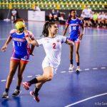 Chile derrota a República Dominicana y logra su segundo triunfo en el Panamericano Junior Femenino de Handball