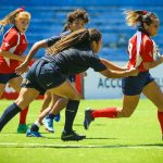 Chile terminó en el quinto lugar del Sudamericano de Rugby Seven Femenino Sub 18