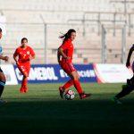 Chile cae ante Uruguay y se despide del Sudamericano Sub 17 de Fútbol Femenino