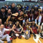Colegio Los Leones se tituló campeón de la Conferencia Centro de la Liga Nacional de Básquetbol