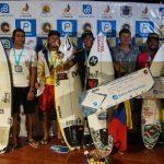 Delegación chilena obtiene cuatro medallas en la tercera fecha del Alas Latin Tour de Surf