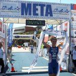 Diego Moya y Paula Jara ganaron el Triatlón de Valparaíso 2018