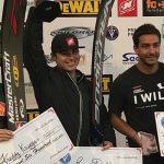 Felipe Miranda gana medalla de bronce en el Moomba Masters 2018