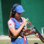 Francisca Crovetto logra el noveno lugar del tiro skeet en la Copa del Mundo ISSF de Guadalajara