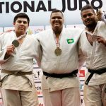 Francisco Solís ganó medalla de plata en el Open Panamericano de Judo de Lima