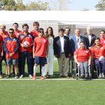 Deporte paralímpico cuenta con nuevas instalaciones en el Estadio Nacional