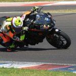Isis Carreño participará en la primera fecha del Mundial Femenino de Motociclismo de Velocidad