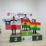 Temuquense Jaime Mansilla destacó en el cierre del Panamericano de Racquetball