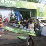 John Gathaiya y Clara Morales ganaron el Maratón Internacional de la Araucanía 2018