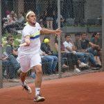 Juan Carlos Sáez se instaló en las semifinales del Futuro 11 de Túnez