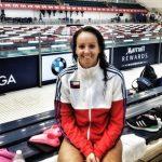 Kristel Köbrich ganó medalla de plata en los 1500 metros libres del Pro Swim Series de Atlanta