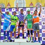 Matías Arriagada se quedó con el título de la III Vuelta Ciclista a Chiloé 2018
