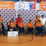Primera fecha del Nacional de Bochas Paralímpicas coronó a sus nuevos campeones