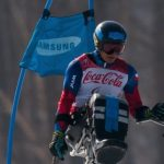 Nicolás Bisquertt sufrió una caída en la disputa del Súper Gigante en los Juegos Paralímpicos de Invierno