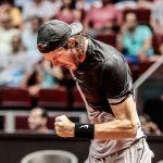 Nicolás Jarry derrota a Horacio Zeballos y jugará la gran final del ATP 250 de Sao Paulo