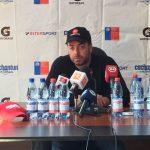 Nicolás Massú ofreció conferencia de prensa previa a la serie de Copa Davis ante Argentina