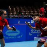 Paulina Vega y Juan Lamadrid ganan medalla de plata en dobles mixtos del Latinoamericano de Tenis de Mesa