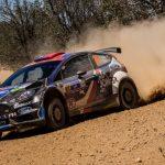 Pedro Heller logra el tercer lugar de la categoría WRC2 en fecha mexicana del Mundial de Rally