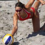 Pilar Mardones y Paula Vallejos destacaron en la cuarta fecha del Circuito Sudamericano de Volleyball Playa