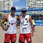 Primos Grimalt jugarán la final de la sexta fecha del Circuito Sudamericano de Volleyball Playa