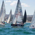Santander, Aura, Plan B y Trueno lideran la Regata Aniversario CNO Santander
