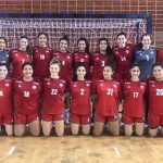 Selección Chilena Junior Femenina de Handball viaja este martes al Panamericano de Brasil
