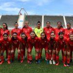 Chile jugará en el Grupo B del Sudamericano Sub 17 de Fútbol Femenino