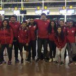 Selección Chilena de Judo viajó a Perú para disputar el Open Panamericano Lima 2018