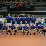 Thomas Morus cae ante Lomas Vóley y jugara por el quinto lugar del Sudamericano de Clubes de Volleyball Masculino