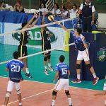 Thomas Morus se quedó con el sexto lugar del Sudamericano de Clubes Masculino de Volleyball