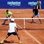 Tomás Barrios y José Hernández cayeron en la semifinal de dobles del Cachantun Open