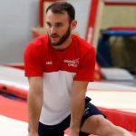 Tomás González finalizó 25 en la clasificación de suelo de la Copa del Mundo de Gimnasia de Azerbaiyán