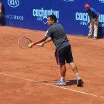 Víctor Nuñez cayó en la segunda ronda de la qualy del Challenger Cachantun Cup