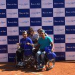 Alexander Cataldo y Jaime Sepúlveda se titularon campeones de dobles de la Copa Banco de Chile