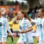 Argentina y Brasil ganan en la última jornada del Grupo B de la Copa América Femenina