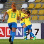 Brasil y Bolivia ganan en la cuarta fecha del Grupo B de la Copa América Femenina Chile 2018